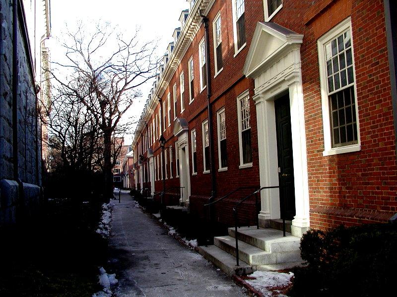 Harvard Dorm Names of a Harvard Dorm Room
